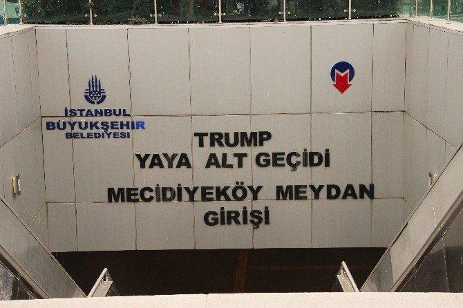 "CHP'li Meclis Üyelerinden ""Trump"" Tepkisi"