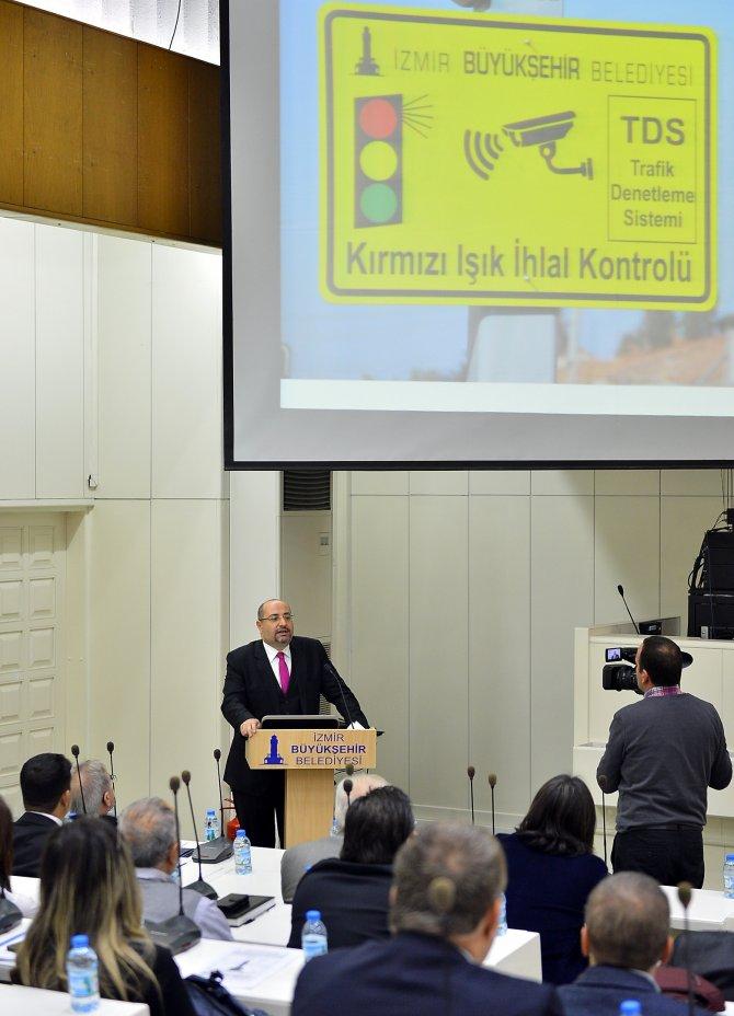 İzmir şehiriçi ulaşımı için 15 yıllık plan yapılıyor