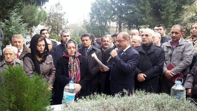 Kartal Belediyesi Eski Başkanlarından Mehmet Ali Büklü Dualarla Anıldı