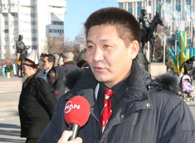 Kazakistan'da 'Jeltoksan' olaylarında hayatını kaybedenler anıldı
