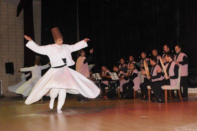 Üniversite'de Şeb-i Arûs Töreni Düzenlendi