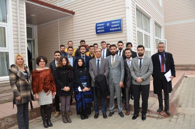 KKÜ Öğrenci Konsey Başkanı seçildi