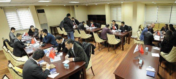KTO, Konyalı Ve Çinli İşadamlarını Biraraya Getirdi