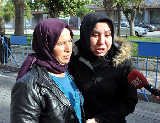 Şehit madenci eşi: Akşam iki çocuğum eve gidince baba soruyor