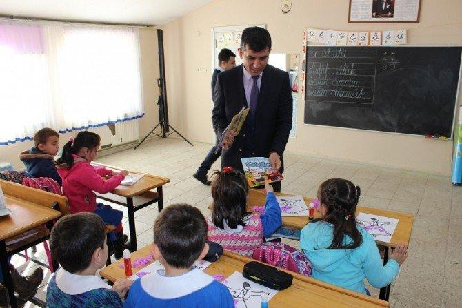 Mehmet Özdemir'den Okullara Ziyaret