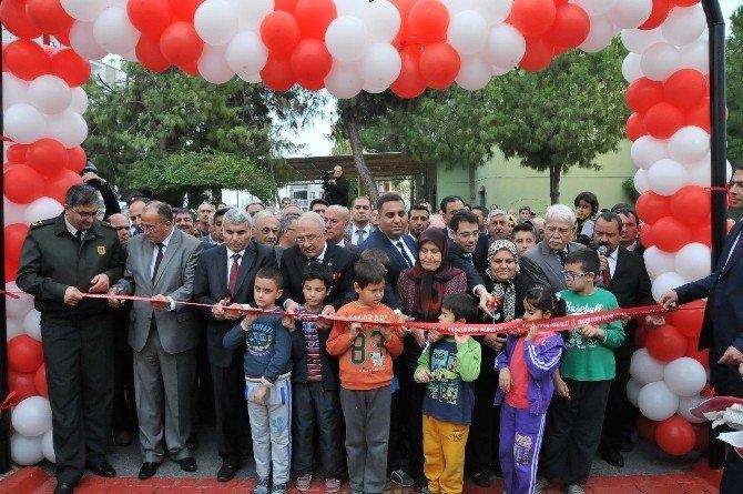 Ergenekon Parkı Ve Yaşam Boyu Spor Merkezi Açıldı