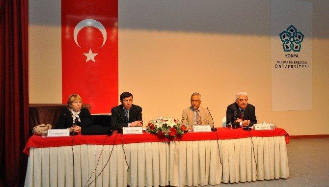NEÜ'de Hz. Mevlana'nın Öğretisi Ve Uluslar Arası Etkileri Konferansı