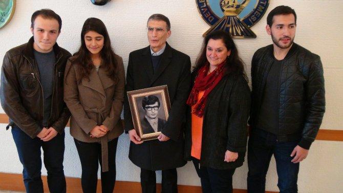 Nobel ödüllü Aziz Sancar'a havalanında sürpriz