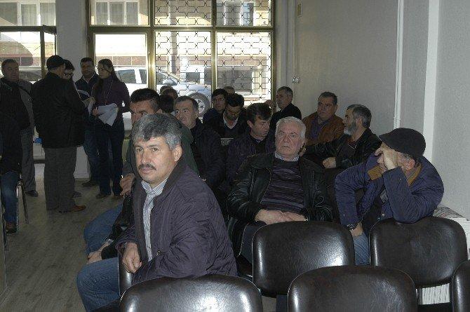 Malkara Önder Çiftçi Derneği Genel Kurulu