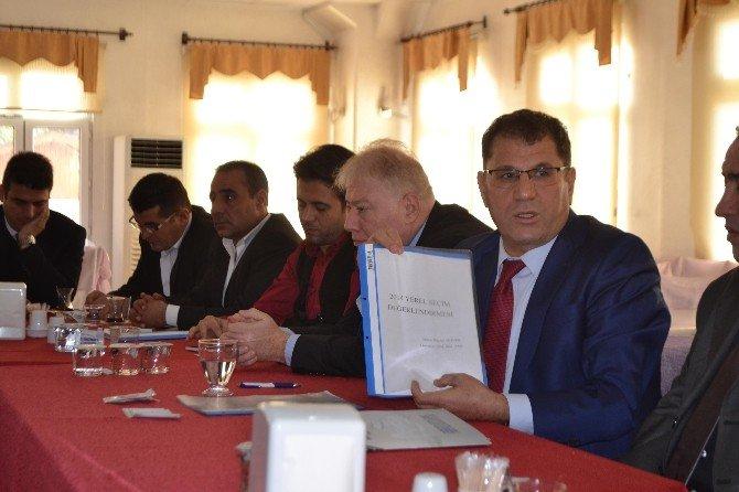 Osmaniye'de CHP'nin Belediye Başkan Adayı İstifa Etti