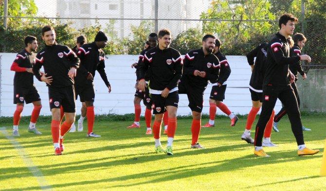 Adanaspor'da Karabük hazırlıkları başladı