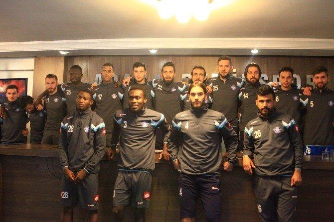 Adana Demirspor'da Özköylü'ye