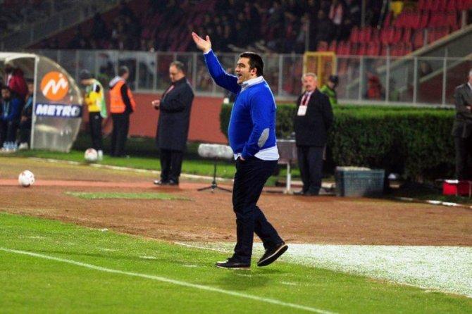 Samsunspor'da Ümit Özat istifasını geri aldı