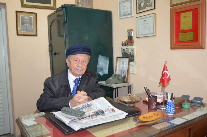 Sami Türk: Basın özgürlüğünün olmadığı ülkede demokrasiden söz edilemez