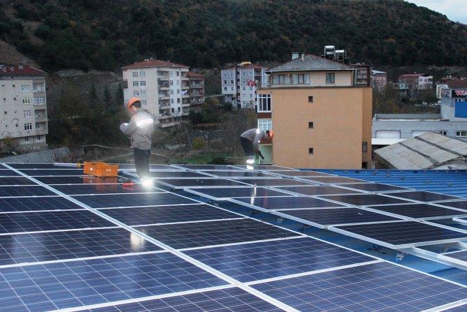 Büyükşehir, güneş enerjisiyle elktrik üretecek