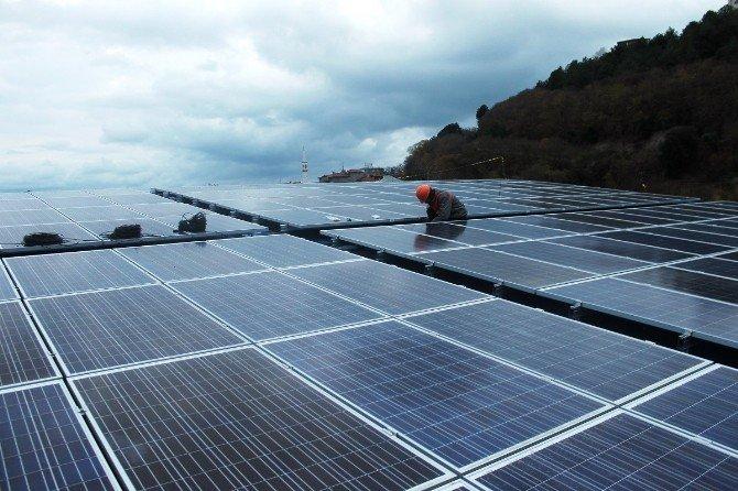Büyükşehir, Güneş Enerjisiyle Elektrik Üretecek