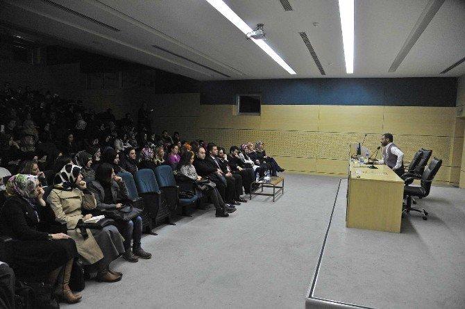 'Sinan Yağmur İle Tasavvuf' Adlı Program SAÜ'de Düzenlendi