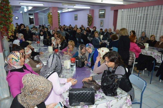 Huzurevinde, İlk Türk Kadın Mitingi Anısına Program Düzenlendi