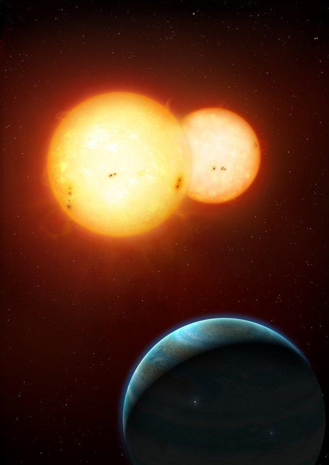 'Star Wars' ne kadar gerçek? Hayali 8 gezegenin benzeri keşfedildi