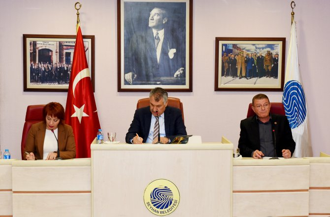 Seyhan'dan Bayırbucak Türkmenleri'ne yardım