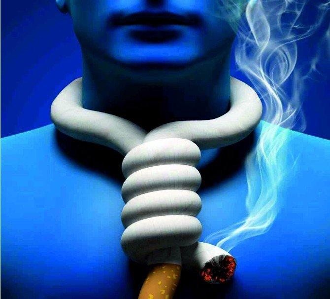 Sigara Düşmanı Besinler