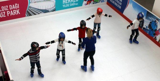 Çocuklara özel aktivite merkezi