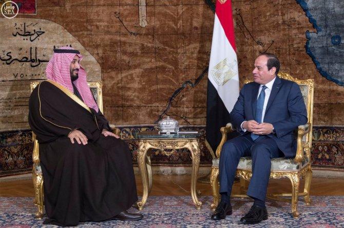 Kral Selman, Mısır'daki Suudi yatırımlarının artırılması talimatı verdi