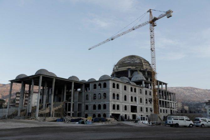 Nevşehir Külliyesi'nin yapımı devam ediyor