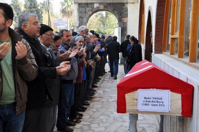 Kazada Yaralanan Gaziantepli Astsubay Hayatını Kaybetti