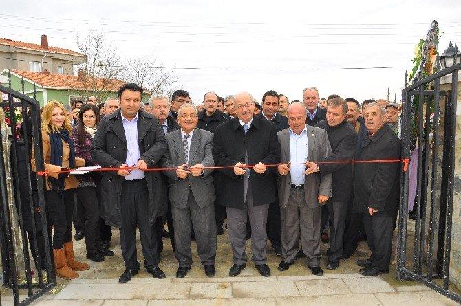 Tarihi Osmanlı Çeşmesinin Açılışı Yapıldı