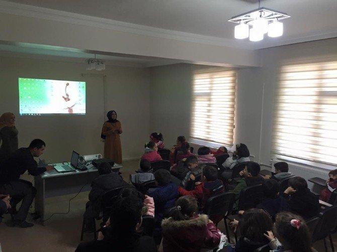 Erzincan Belediyesinden Öğrencilere Temizlik Eğitimi