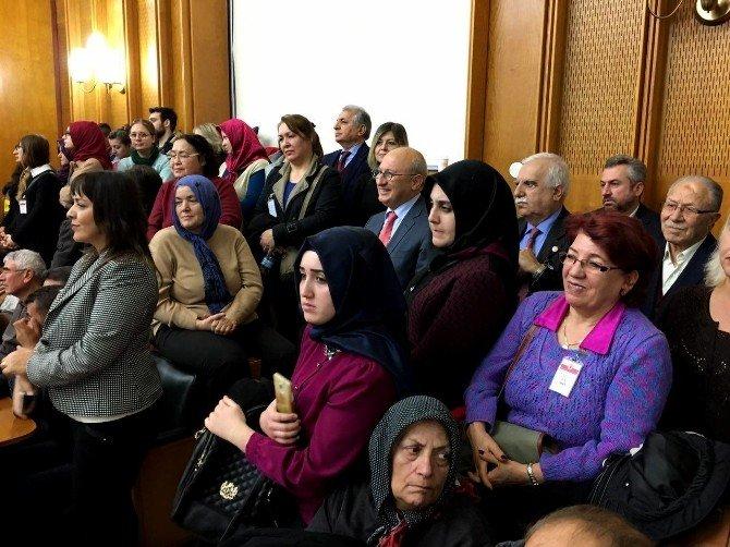 Tepebaşılı Kadınların CHP Meclis Grubu Ziyareti