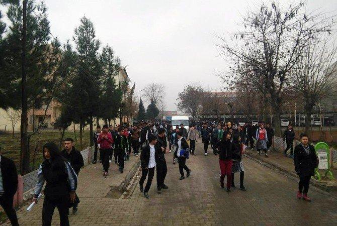 YDG-H'li Teröristler Okul Bastı