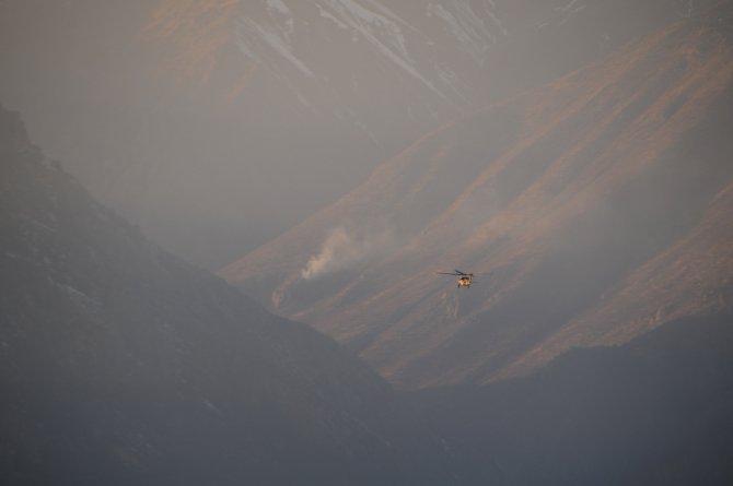 TSK'dan Tunceli'de PKK'ya yönelik kış operasyonu