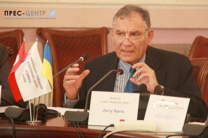Türk ve Ukraynalı akademisyenler Karadeniz'de işbirliğini konuştu