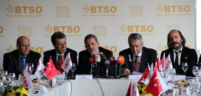 İki dev sanayi şehrinden 'yüksek teknoloji ve inovatif ürün' işbirliği