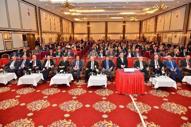 İl Özel İdareleri Semineri Antalya'da Başladı