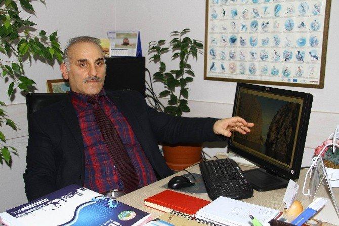 """Yazıcıoğlu: """"Şahinkaya Kanyonu Önemli Bir Değer"""""""
