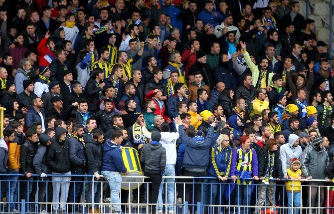Tuzlaspor: 1 - Fenerbahçe: 2