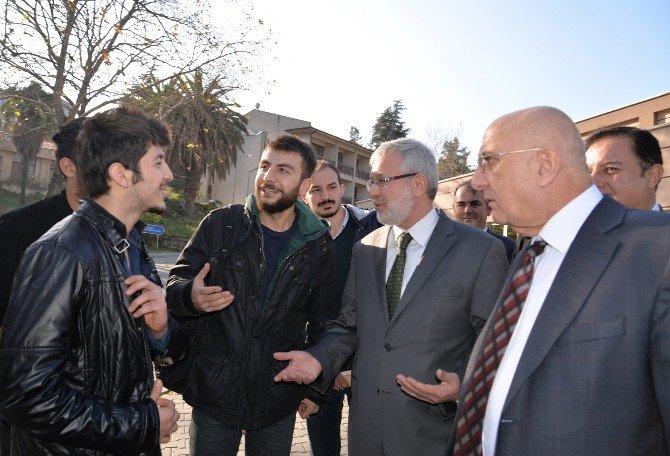 Gemlik Hukuk Fakültesi Görükle'ye Geliyor