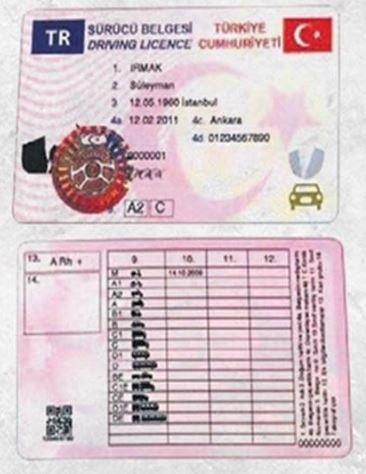 Uşak Emniyeti'nde yeni tip sürücü belgesi verme hazırlıkları tamamlandı