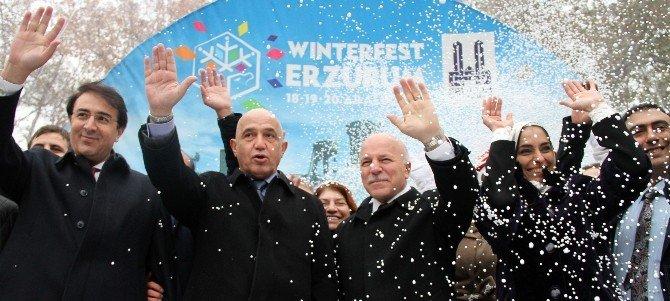 Başkent'te Wınterfest Erzurum Coşkusu