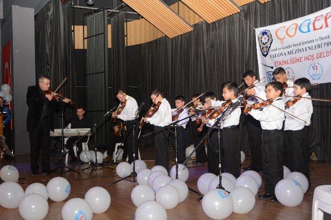 Yalova Müzisyenlerinden Konser