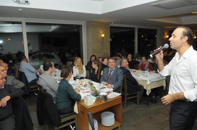 Çeşme Kültür Ve Sanat Derneği'nden Yeni Yıl Eğlencesi