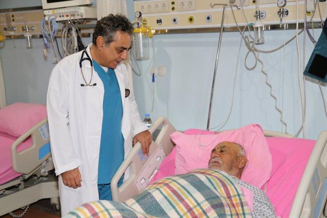 Yozgat BÜ'de 2 yılda 2 bin 20 kişiye anjiyo yapıldı