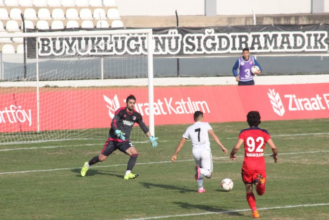 Aydınspor 1923: 4 - Mersin İdmanyurdu: 0