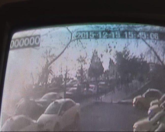 Trafikte tartıştığı motorcunun üzerine sürüp kaza yaptırdı
