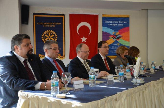 Türkiye'deki Suriyeli çocuklar için UNICEF ve Rotary protokol imzaladı