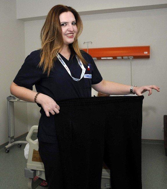 'Yemiş Yemiş Çıkarmamış' Hakareti 37 Kilo Verdirdi