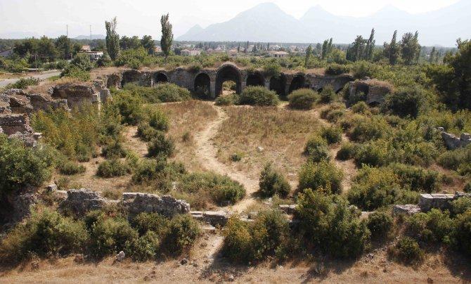 Belediye, kültürel etkinlikleri tarihi kervansarayda yapacak